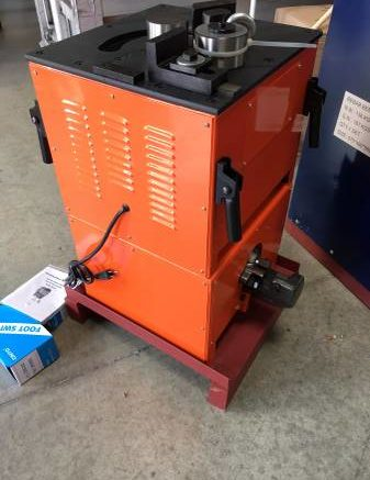 Rebar Bender/Cutter Combo - 2 in 1 Electric
