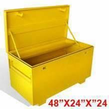 Gang Box For Sale >> Professional Site Box Gang Box Job Site Tool Box Build Master Tools