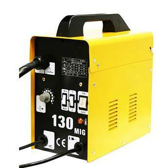 WELDER FLUX/MIG 100 amp GAS /NO GAS Auto Wire Feed